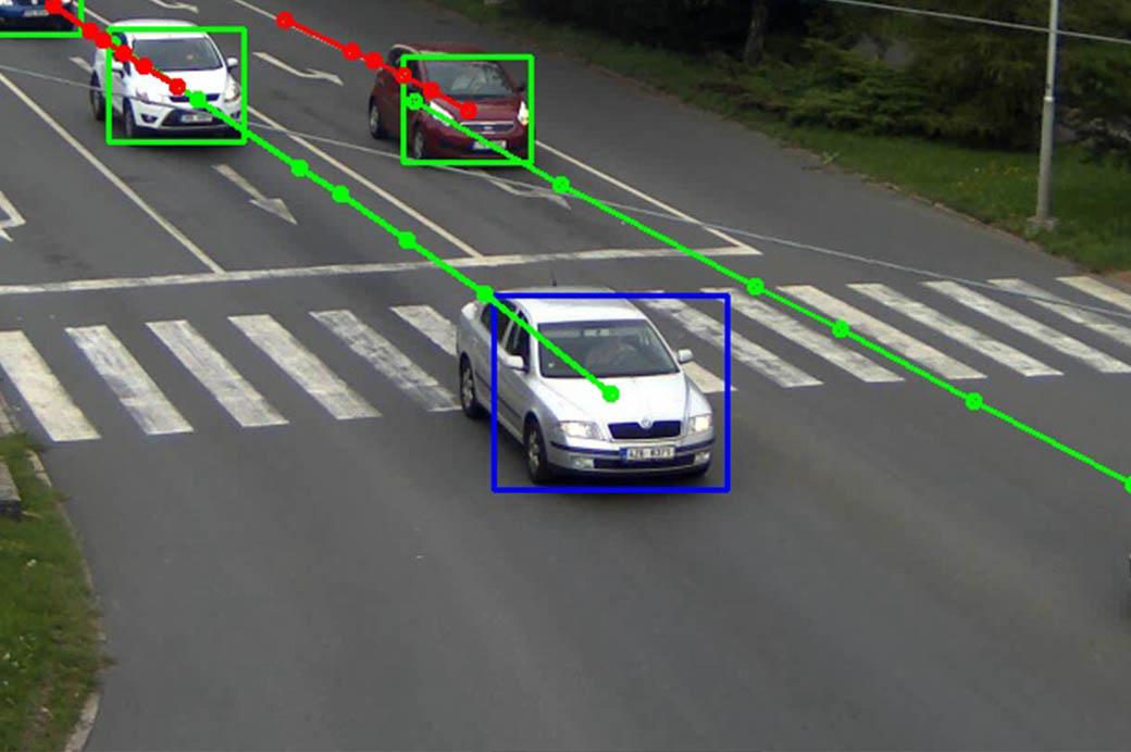 automobilių srauto stebėjimas securus